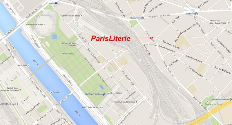 ParisLiterie