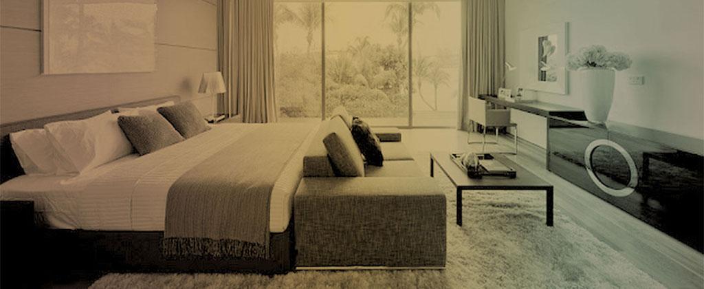 Des lits,lits-coffre, accessoires, linges…
