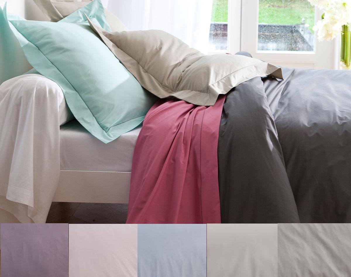 linge de maison de qualit percale indispensable. Black Bedroom Furniture Sets. Home Design Ideas